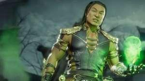 Shang Tsung de Mortal Kombat 11 é o mesmo do filme original