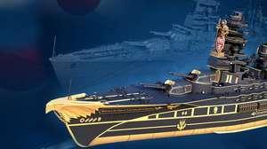 Warhammer 40.000 'invade' World of Warships