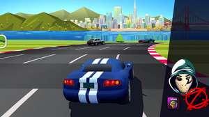 Zangado testa o game brasileiro Horizon Chase Turbo