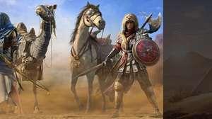Modo Exploração do Egito Antigo chega a Assassin's Creed