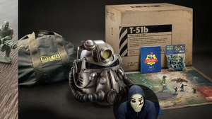 Zangado faz unboxing de Fallout 76 Power Armor Edition