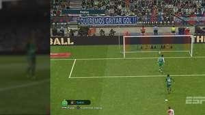 Veja lambança que você não deve fazer com goleiro no PES 2019
