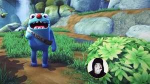 Visual infantil de Bugsnax não enganou o Zangado: assista
