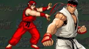 Street Fighter celebra 30 anos com 12 games de uma só vez