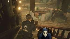Zangado testa Resident Evil 2 em primeira mão (Parte 1)