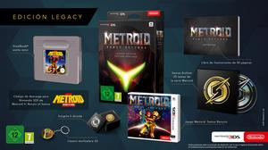 Metroid: Samus Returns terá edição para colecionadores