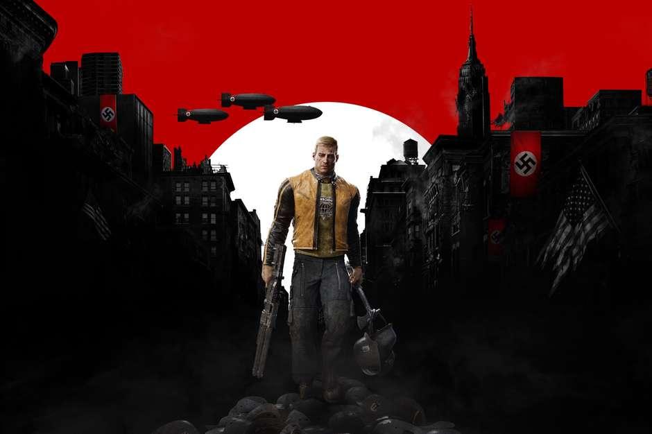 Wolfenstein II: The New Colossus Foto: Divulgação