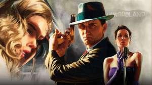 Edição em realidade virtual de L.A. Noire chega ao PlayStation