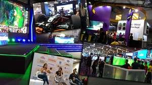 Games4U é lançado no primeiro dia da Brasil Game Show