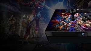 Marvel vs. Capcom para PS4 ganha controle arcade da Razer