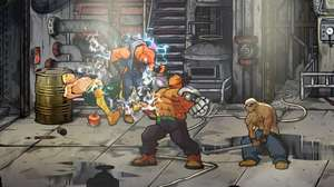 Streets of Rage 4 anuncia modo cooperativo online e offline