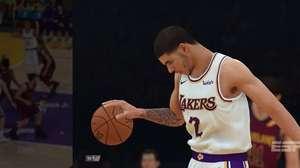 Teste de gigantes no NBA2K: LA Lakers sem o Papai Lebrão!