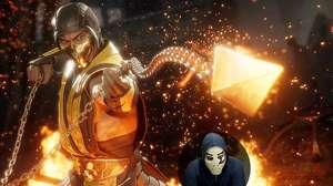 Mortal Kombat 11: Zangado testa fatalities de Scorpion