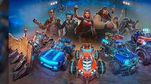 Heavy Metal Machines chega com bônus na versão para consoles