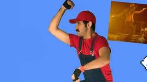 """Mario vira fan-film incrível com """"convidados"""" Ryu, Akuma e Link"""