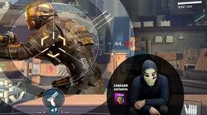 Zangado testa Modern Combat Versus (Exclusivo Games4U)