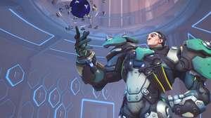 Conheça Sigma, o herói de Overwatch que manipula a gravidade