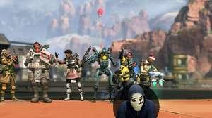 Zangado mostra em primeira mão o battle royale Apex Legends