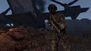 Militares reais comandam a guerra em expansão de Arma 3
