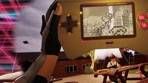 Realidade virtual de Pixel Ripped 1989 foi feito por brasileira