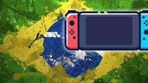 Rcell distribui o Nintendo Switch no Brasil