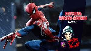 Zangado testa Homem-Aranha (Parte 5): exclusivo no Games4U