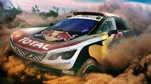 Desafio Inca é a novidade em update da corrida de Dakar 18