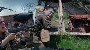 Dublagem de Battlefield V: atores fazem treinamento de guerra