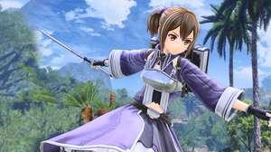 Combate em tempo real é eletrizante no RPG Sword Art Online