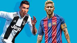 Messi supera Cristiano Ronaldo no Top 100 do FIFA 20
