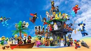 LEGO Legacy: Heroes Unboxed traz RPG quarentão aos mobiles