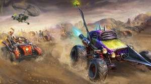 Decisão de torneio de Heavy Metal Machines tem 6 brasileiros