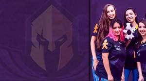 Vivo Keyd anuncia line-up feminina de League of Legends