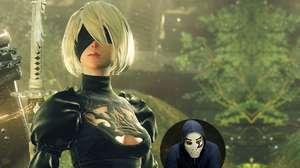 """Em Soulcalibur VI, musa de Nier ironiza gamers """"tarados"""""""