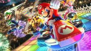 Mario Kart 8 Deluxe bate recorde de venda nos EUA