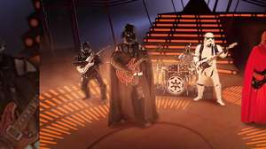 Marcha Imperial de Star Wars vira black metal: assista