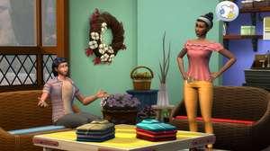 The Sims 4 - Dia de Lavar as Roupas
