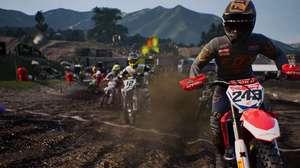 Motocross absurdamente realista tem pilotos reais em MXGP Pro