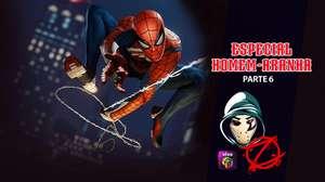 Zangado testa Homem-Aranha (Última Parte): exclusivo no Games4U