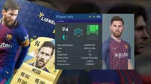 PES 2019 ou FIFA 19: em qual jogo estrelas têm mais força?