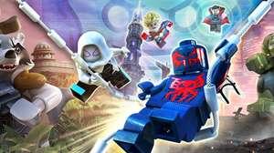 Supercoletânea reúne heróis da Marvel em versão LEGO