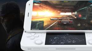 Smartphone PGS de games roda Windows e Android