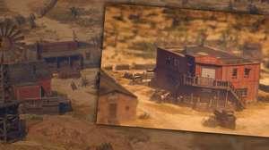Visto de cima, mundo de Red Dead Redemption 2 é inacreditável