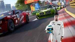 GRID retorna com Fernando Alonso como principal estrela