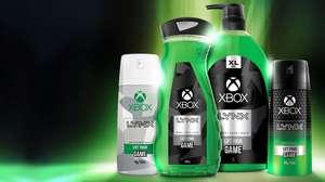 Agora já tem desodorante e linha de banho do... Xbox