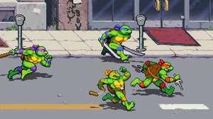 Tartarugas Ninjas de 1987 desembarcarão no Switch