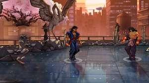 Modo Batalha clássico impressiona em Streets of Rage 4