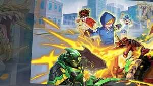 Conheça Bakugan, o seriado-anime que virou game