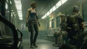 """Vídeo """"de cinema"""" mostra heróis e vilões de Resident Evil 3"""