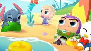 Desafio na Ilha traz puzzles com clássicos Disney-Pixar